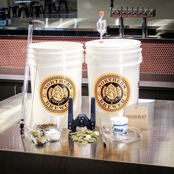 Yeast starter northern brewer